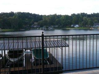 4BR/4BA Condo on Lake Hamilton