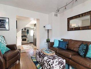 Bmore At Home In Federal Hill - with Parking- Lux Rowhouse On Cross Street for 5