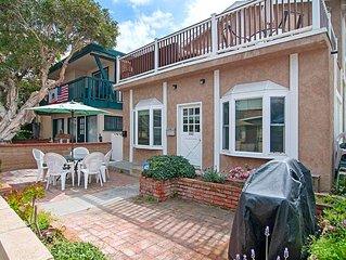 Cozy, family-friendly South Mission Beach Rental
