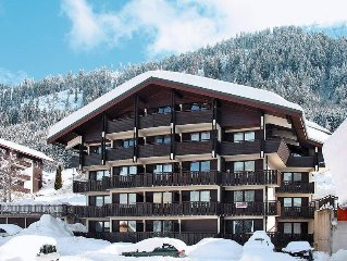 Apartment in Chatel, Haute - Savoie - 5 persons, 1 bedroom