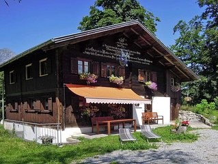 Apartment Haus Mesa  in Tschagguns, Vorarlberg - 8 persons, 2 bedrooms