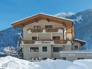 Apartment Haus Brigitte  in Mayrhofen, Zillertal - 2 persons, 1 bedroom