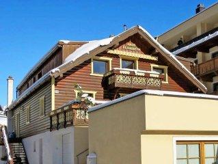 Apartment Haus Elisabeth  in Solden, Oetz Valley / Otztal - 2 persons, 1 bedroom