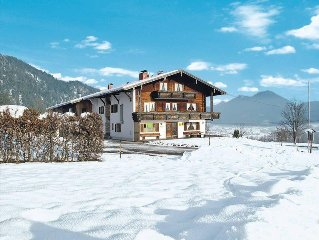 Apartment Wohnung Widhölzl  in Reit im Winkl, Bavarian Alps - 4 persons, 2 bedr