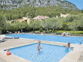 Residence Pratone, Garda  in Sudlicher Gardasee - 6 persons, 2 bedrooms