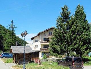 Ferienwohnung Haus Santa Lucia  in Saas - Grund, Zentralwallis - 8 Personen, 3 S