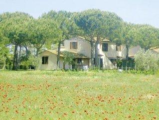 Holiday resort Canova Seconda, Marina di Grosseto  in Maremma - 3 persons, 1 be