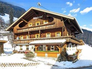 Apartment Schoberhof  in Hippach, Zillertal - 14 persons, 6 bedrooms