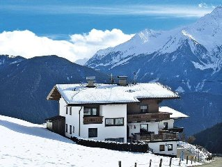 Apartment Haus Eben  in Hippach, Zillertal - 4 persons, 1 bedroom