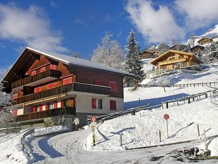 Apartment Chalet Desiree  in Grindelwald, Bernese Oberland - 5 persons, 2 bedro