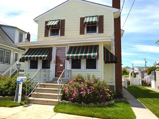 4br  2 Bath Stone Harbor Rental