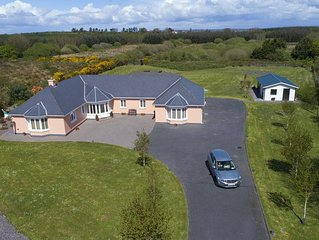 Luxury family-friendly holiday rental home in the heart of Ireland's Southwest