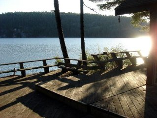 Perfect Lakeside Getaway - Craig's Pond Cabin (45m from Acadia National Park)