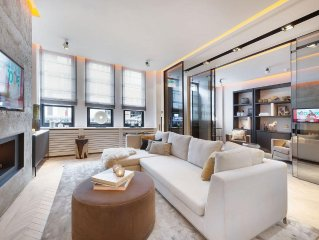 £8 Million 4BR Knightsbridge Residence at Cadogan Square ★★★★★