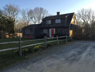 Edgartown - Vacation Home In A Great Location!!!!