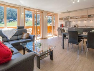 Ski In - Ski Out Official 5 Star Rated Brand New Chalet Belmont In Wengen