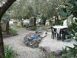 Appartamento in tipica villa liberty ideale per una vacanza tra ulivi e oleandri