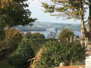 Bungalow in an Area of Outstanding Natural Beauty with views over River Dart