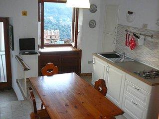 Poggio: Tipico appartamento in centro storico a Poggio