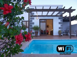 Villa With Private Pool In Own Walled Grounds