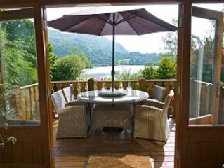 Cottage Apartment With Magnificent Lake And Fell Views + Leisure Spa with Pool