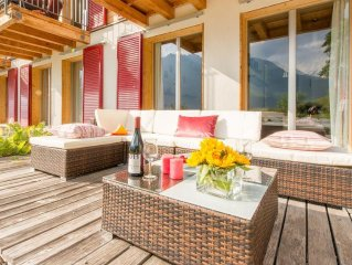 Duplex Holiday Apartment For 5 Just 220m From The Ski Pistes!