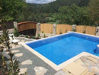 Delightful Private VilIa and Pool, Near Akyaka, Mugla