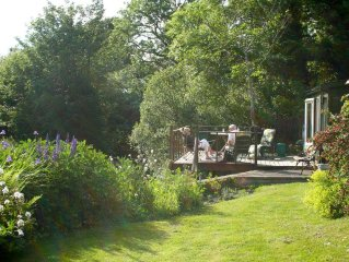 Old Toll Cottage -Delightful restored cottage - great garden   Minimum 3 days