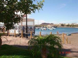 LAS GALLETAS SUD TENERIFE  - IDEAL POUR PLONGEURS - Appart. a 20m de la plage, p