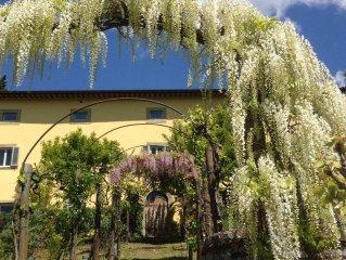 Villa con piscina riscaldata (in Primavera e Autunno dal 20 Maggio 2017).
