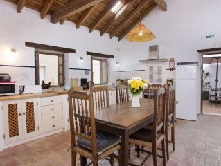 Converted Barn in the heart of Figueira, Western Algarve