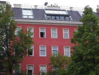 Großzügige,freundliche 82m2 Wohnung, Balkon,nahe Donauinsel,Prater,citynahe