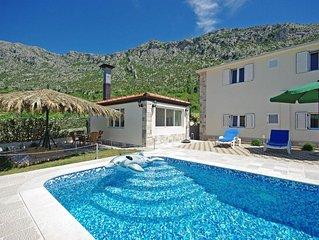 www.croatiatours.hr/Low Price - Garantie/Ferienhaus im dalmatinischen Hinterland