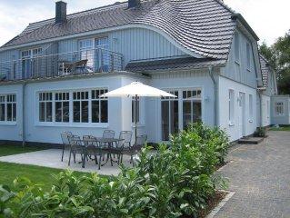 Gemutliches ruhiges Ferienhaus in zentraler Lage - 10 min bis zur Ostsee