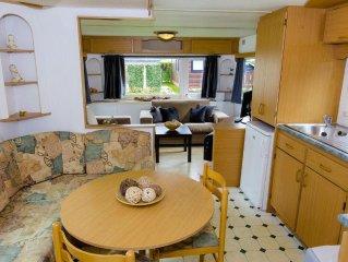 Mobilheim 182 im 5-Sterne Park Roompot Beach Resort - Kostenlose WIFI / WLAN