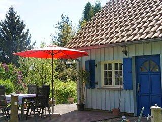 großes Ferienhaus mit Terrasse und Garten  - altstadtnah, familienfreundlich