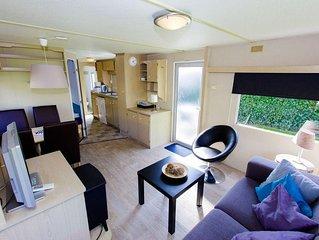 Mobilheim 335 im 5-Sterne Park Roompot Beach Resort - Kostenlose WIFI / WLAN