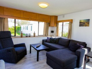 Mobilheim 1736 im 5-Sterne Park Roompot Beach Resort - Kostenlose WIFI / WLAN