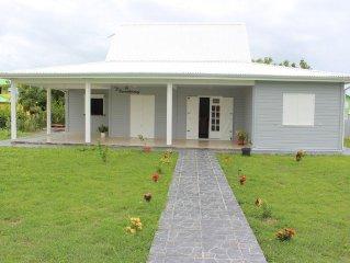Villa le Caraulannay