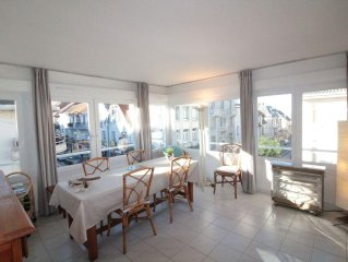 Le Touquet centre, agréable appartement proche mer, WIFI