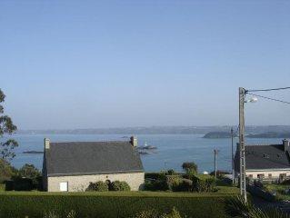 Maison Bretagne ,Ploubazlanec, face a la mer