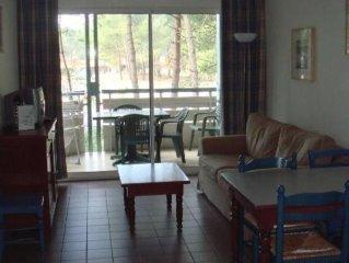 Appartement T3 dans residence de standing' VILLAGE CHEVAL' à lacanau  ocean