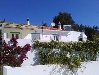 Maison, quinta traditionnelle d'Algarve