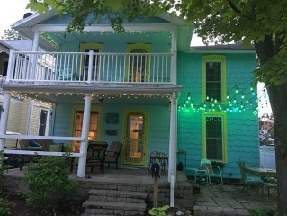 Charming 1870's Cottage In The Heart Of Lakeside Chautauqua!