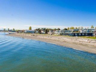 Beachfront Paradise Near Marina