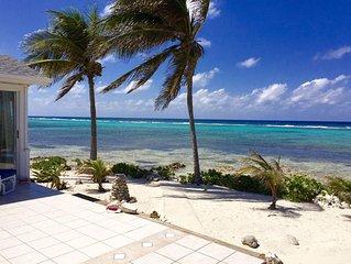 Beachcomber's Paradise--Beachfront Getaway-Breathtaking Views! Total Seclusion!
