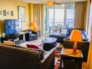 Fabulous condo, excellent reviews!! 2 chairs and 1 umbrella (Available Mar-Oct)