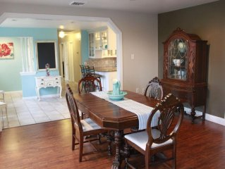 Spacious home, with pool, minutes from Lancaster County