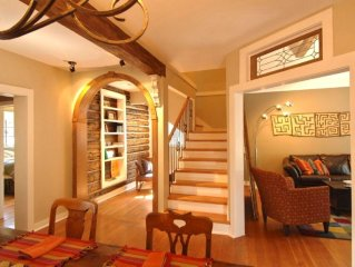 Recently Remodeled, First Class Home in Historic Crested Butte