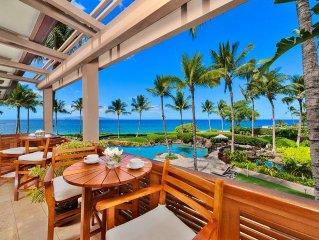 Royal Ilima A201 at Wailea Beach Villas Overlooking Wailea Beach!!!